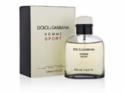 DOLCE AND GABBANA HOMME SPORT