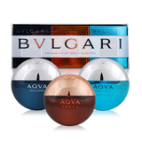 BVLGARI Aqva Pocket Spray Collection (Набор Булгари) - 3*15 мл.