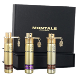 MONTALE Intense Cafe - Dark Purple - Boise Fruite (Набор Монталь) - 3*20 мл.