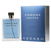 AZZARO Chrome United (Парфюм Азаро) - 100 мл.