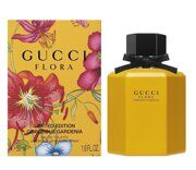 GUCCI FLORA LIMITED EDITION GORGEOUS GARDENIA EAU DE TOILETTE 100ml