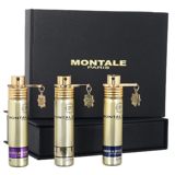 MONTALE Aoud Lavender - Tropical Wood - Amber Spices (Набор Монталь) - 3*20 мл.