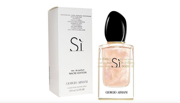Тестер Giorgio Armani Si Nacre Edition for women 100 ml.