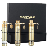 MONTALE Mukhalat - Pure Gold - So Amber (Набор Монталь) - 3*20 мл.