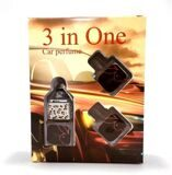 Car perfume 3 in One VEGAS PLAYBOY