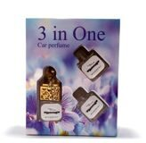 Car perfume 3 in One GIVENCHY ANGE OU DEMON LE SECRET