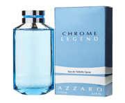 AZZARO Chrome Legend (Парфюм Азаро) - 125 мл.